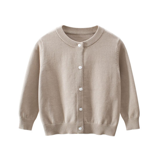 Children Sweaters Winter Long Sleeve Clothes Boy Jackets Baby Knitwear