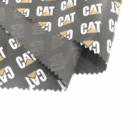 PVC Dotted Coated Anti-Slip Fabric for Gloves