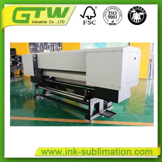 Oric or-5800 LED-UV Roll to Roll Inkjet Printer