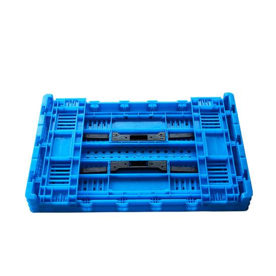 Vegetables Storage Plastic Folding Crate/Basket for Logistics
