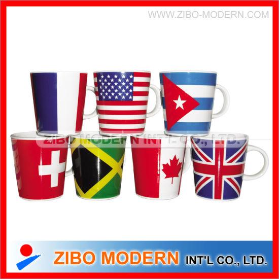 Porcelain Ware Mug