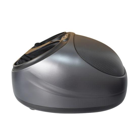 Best Seller Heated Foot SPA, Vibrator Infrared Electronic Air Pressure Cloud Massage Shiatsu Foot Massager Machine