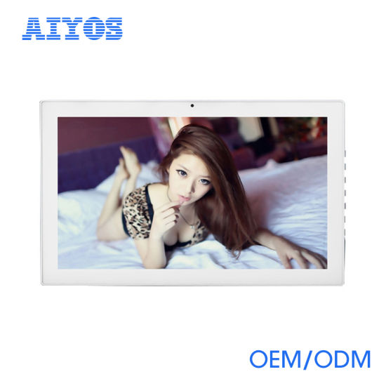 2017 New High Quality 18.5 21.5 24 32 Inch Quad Core Rk3188 Rk3288 Android Wall Mount Touch Screen Tablet PC pictures & photos