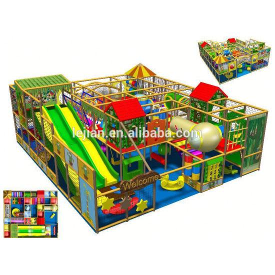 Toddler Arresting Corsair Comfortable Indoor Mini Playground Equipment