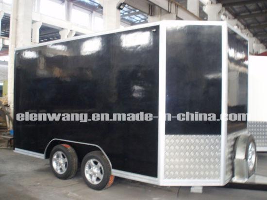 V Shape Cargo Vans (GW-BLV12)