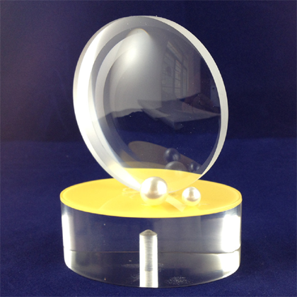 Optical Lens 1.56 Aspheric UV400
