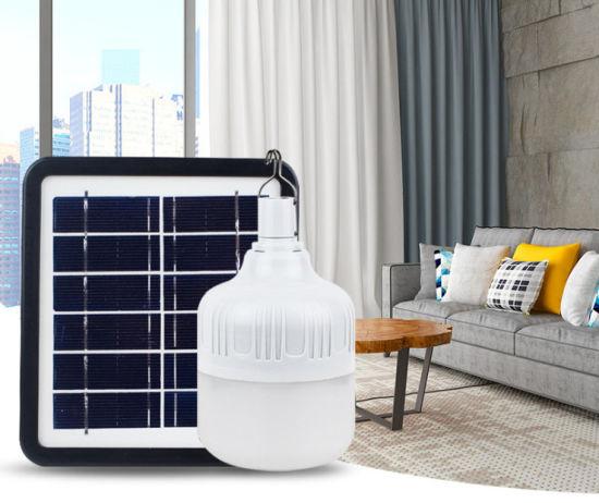 Hot Selling 9W 15W 25W 36W Solar Emergency LED Bulb