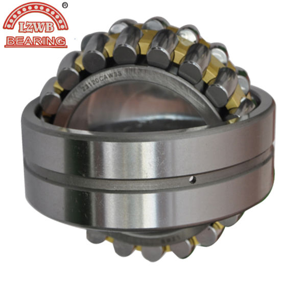 Spherichal Roller Bearings with Brass Cage (23126MBW33)