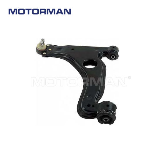 China OEM Car Spare Parts Front Axle Lower Left Control Arm for Opel