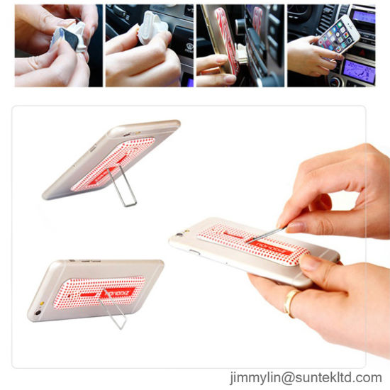 Universal Smart Phone Finger Grip Mobile Cell Phone Holder pictures & photos
