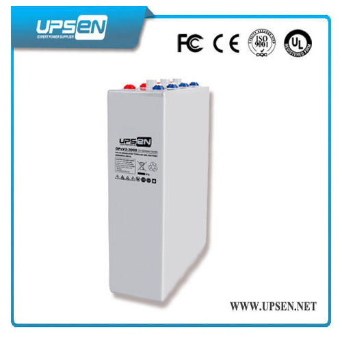 Gel Tubular Opzv Battery with 5 Years Warranty for Solar Power pictures & photos