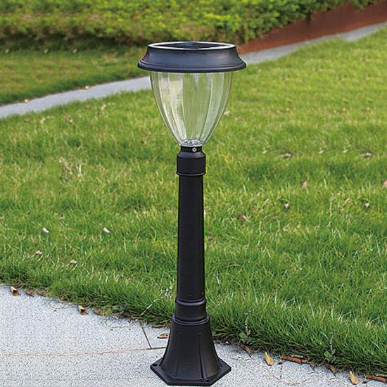 Aluminum Best Waterproof IP65 Solar Outdoor Decoration Garden Lawn Landscape Street Lighting