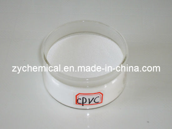 Hot Selling, Chlorinated Polyvinyl Chloride, CPVC, Used in Producing Anti-Corrosive Plastic Products, Adhesive and Coating, etc. pictures & photos