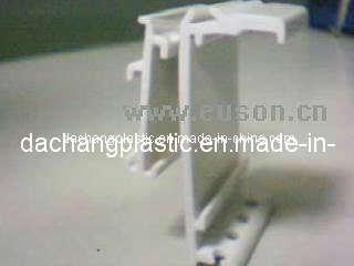 PVC Coextrusion Plastic Display Channel