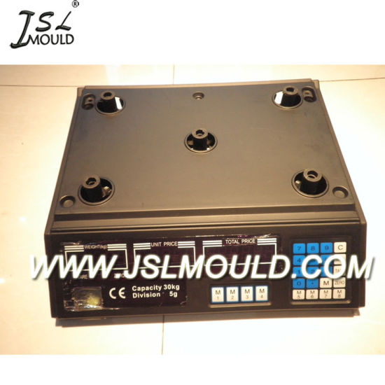 Electronic Scale Plastic Injection Mold pictures & photos
