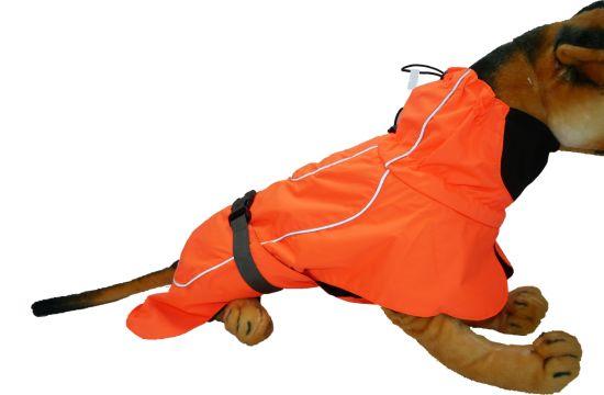 Wholesale Pet Dog Clothes Waterproof Reflective Spring Summer Jacket Raincoat