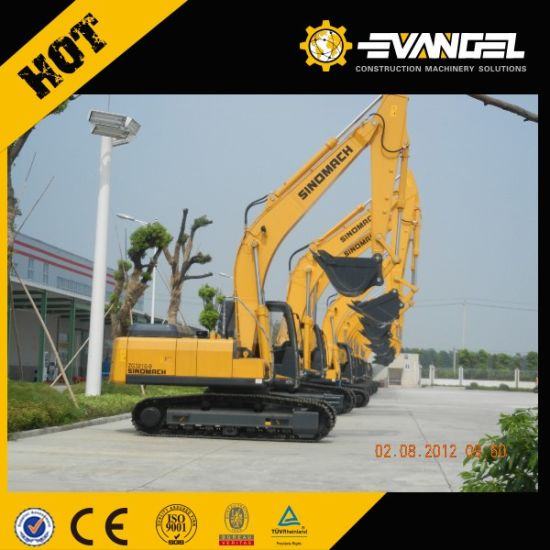 Sinomach 6ton Mini Hydraulic Excavator with Yanmar Engine for Sale pictures & photos