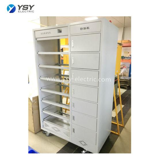 Custom Made Sheet Metal Fabrication Parcel Storage Cabinet