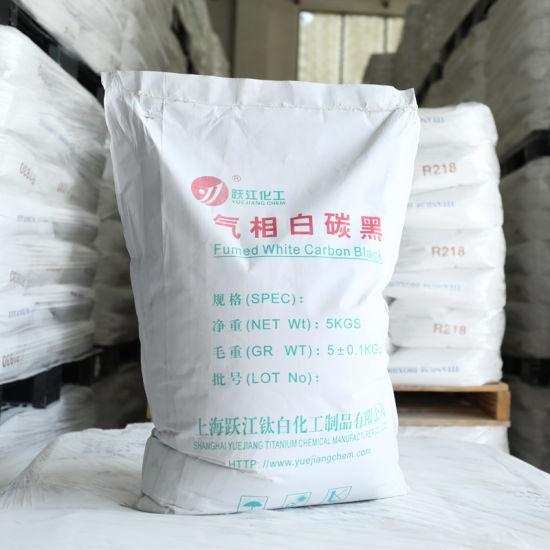 Precipitation Silica Hydrated White Carbon Black