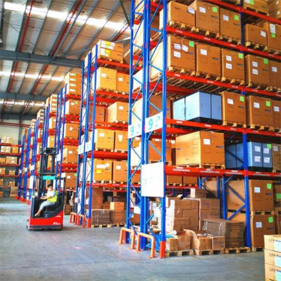 Multi-Floor Warehouse High Density Storage Mezzanine Rack