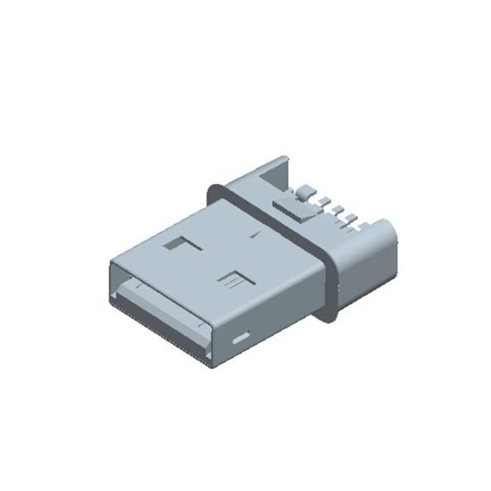Shenzhen SMT PCB USB Connector Electronics Accessories