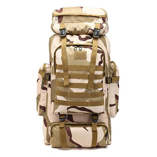 Acu Tactical Backpack Molle Military Bag for Hunting Camping Trekking