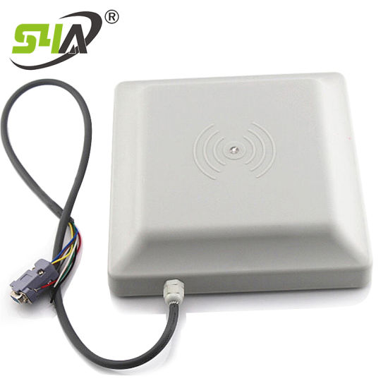 Cheapest Long Range UHF RFID Reader for Vehicle/Parking Lot 1-5 Meters Read  Range