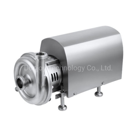 Stainless Steel Impeller Centrifugal Pump with ABB Motor for Dairy
