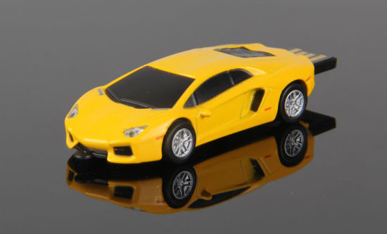 Professional Factory OEM Car Shape PVC USB Flash Drives Customize Your Own Cool Car USB pictures & photos