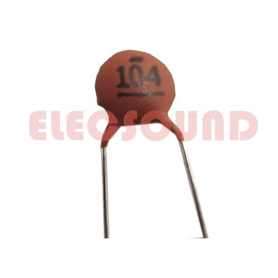 100 Piece Ceramic Capacitor Disc 50v 820 PF