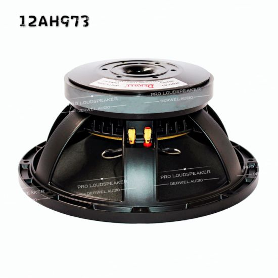 12inch professional speaker for Speaker Box with High Quality