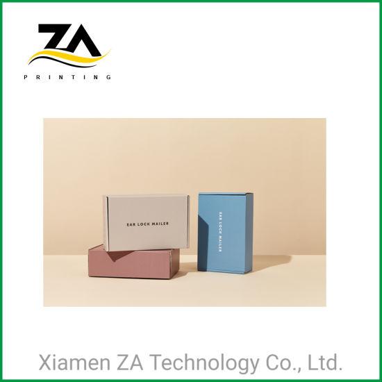 Factory Custom Luxury Gift Box Cardboard Packaging Box
