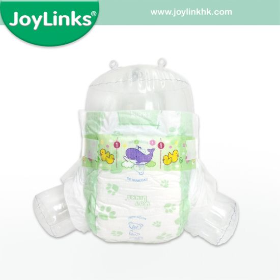 Wholesale Middle Quality Baby Care Diaper with Magic Tapes Products