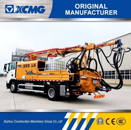 XCMG New Truck-Mounted Pump with Ce (HPC30KI) pictures & photos