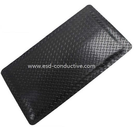 3 Layers Anti-Static ESD Rubber Floor Anti-Fatigue Mat