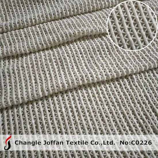 Garment Accessories Lace Fabric Polyester Chemical Guipure Lace (C0226)