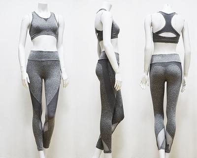 Women Yoga Clothes Two-Piece Wholesale