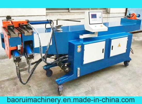 Dw63nc Semi-Automatic Single Head Hydraulic Pipe Bender & China Dw63nc Semi-Automatic Single Head Hydraulic Pipe Bender ...