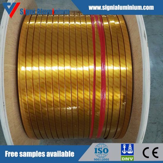 Polyimide Film Insulated Aluminium Wire