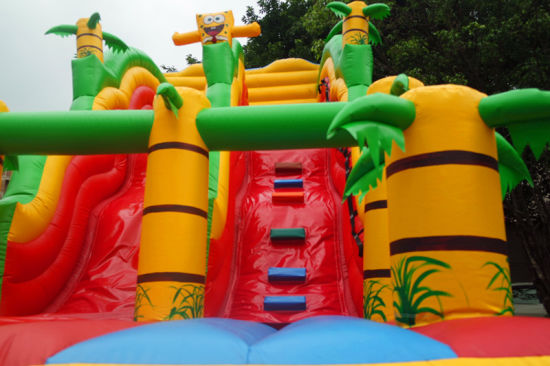 inflatable inground pool slide. Factory Direct Sell Cheap Big Inflatable Slide For Inground Pool