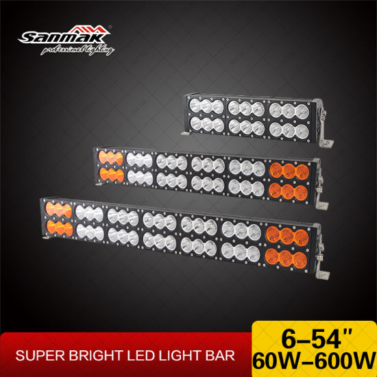 6inch Us CREE Double Row Offroad LED Light Bar pictures & photos
