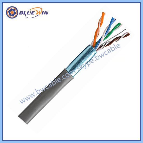 China Flexible Ethernet Cable 2 Pair UTP Cat5e Cable Flexible Cat5 ...