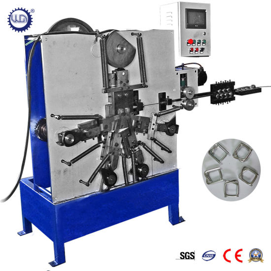 Automatic Strapping Buckle Making Machine Supplier From China