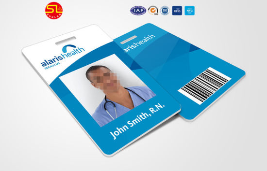 Plastic PVC Business Card RFID Card pictures & photos