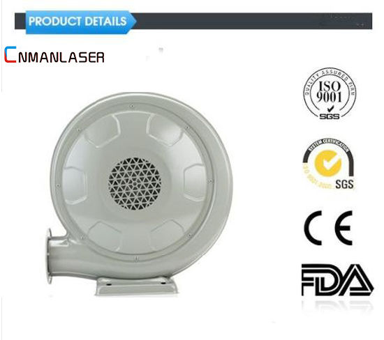 Good Quality CO2 Laser Spare Parts Exhaust Fan for Laser Engraving Engraving Machine