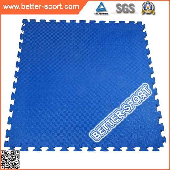 China Colorful EVA Taekwondo Mat Tatami Karate Puzzle Mat