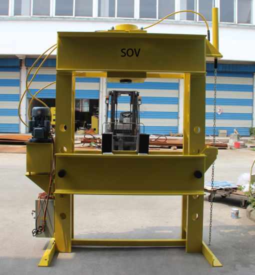 Enerpac Standard Hydraulic Bench and Workshop Press Machine pictures & photos