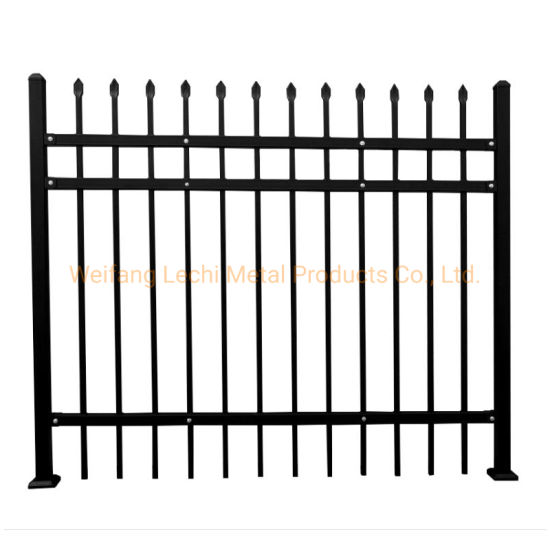 Wholesale Aluminium Fencing Panels for Garden with High Quality
