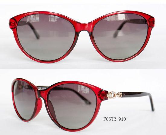 Good Quality Tr90 Polarized Lady Sunglasses