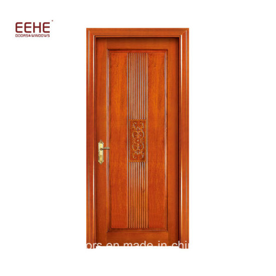 Solid Wooden Door for Interior pictures & photos